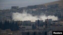 Thị trấn Kobani có nguy cơ rơi vào tay Nhà nước Hồi giáo.