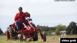 Cleber Tractor hopes to build small, cheap, simple tractors just right for 40-hectare farms in Cuba.