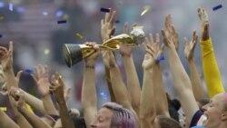 Coupe du monde féminine : les Américaines remportent le Mondial