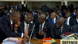 Discussions autour de l'affaire Onnoghen