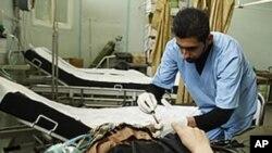 غزہ پر اسرائیلی حملے جاری، 5 ہلاک