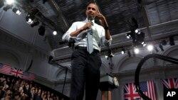 Obama aseguró que dificultades en las negociaciones para concretar el Tratado Transatlántico de Libre Comercio e Inversiones (TTIP), continúan.
