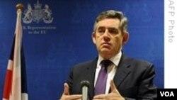 Gordon Brown memuji keputusan parlemen Irlandia.