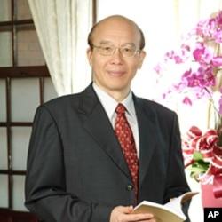 台湾大学校长李嗣涔