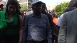 MDC-T Leader Morgan Tsvangirai Receiving Cancer Treatment in South Africa