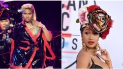 Top Ten Americano: O que têm em comum Nicki Minaj e Cardi B? Mais do que beefs!