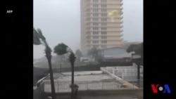 L'ouragan Michael frappe la Floride
