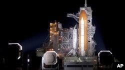 Na raketoplanu Discovery otkrivene napukline na spremniku goriva