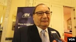 Абрахам Фоксман