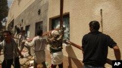 Штурм посольства США в Йемене