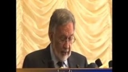 زلمی رسول حمایت اش را از عبدالله عبدالله اعلام کرد