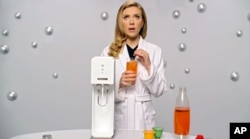 SodaStream's 2014 Super Bowl commercial featuring actress Scarlett Johansson.