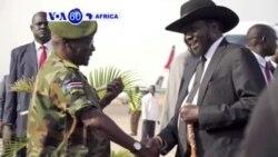 Perezida wa Sudani y'Epfo Salva Kiir Yirukanye Umuyobozi Mukuru w'Ingabo Paul Malong