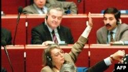 Голосование в Европарламенте (архивное фото)