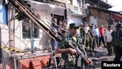 斯里兰卡发出宗教纷争后,国家进入紧急状态(2018年3月6日)