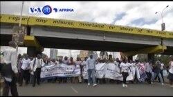 Mgomo wa manesi nchini Kenya waendelea kwa wiki ya pili wakidai nyongeza ya mishahara na marupurupu mengineo
