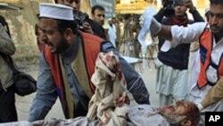 کشته شدن 40 تن در پاکستان