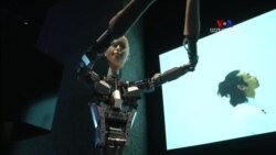 ԱՌԱՆՑ ՄԵԿՆԱԲԱՆՈՒԹՅԱՆ. Լոնդոնում կայացած արհեստական բանականությանը վերաբերվող ցուցադրման մասին