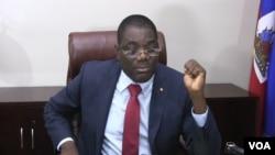Ronald Lareche, Prezidan Chanm Sena Ayiti