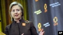 Клинтон на турнејата низ три азиски земји