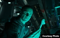 "Michael Fassbender stars in ""Alien: Covenant."" (Courtesy 20th Century Fox)"