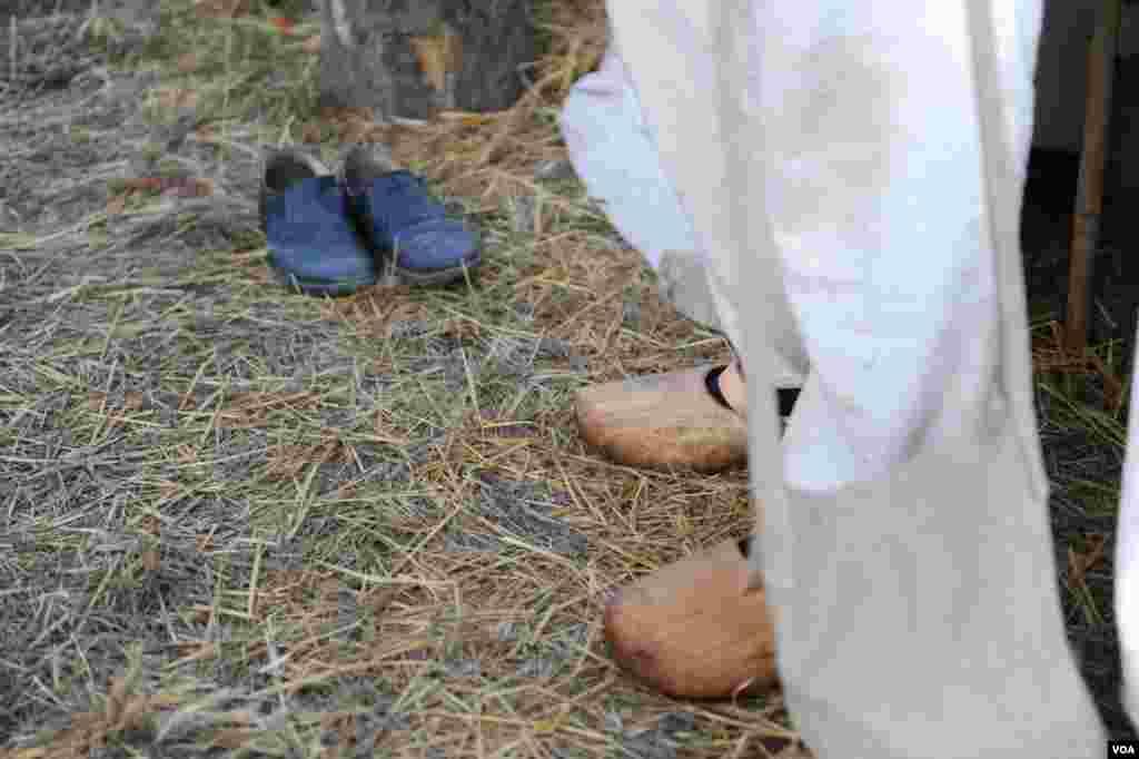 Обувь на войне – не последнее дело