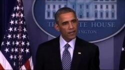 واکنش پرزیدنت اوباما به حوادث اخیر در فرگوسن