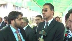 جنگ خطے کے مسائل کا حل نہیں: افغان اسپیکر