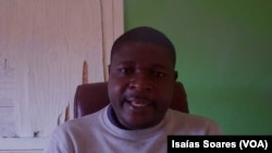Carlos Xavier Luís Lucas, secretário-executivo da CASA-CE em Malanje
