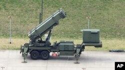 台湾爱国者三型导弹