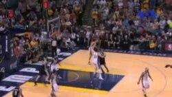 ارسلان کاظمی در راه NBA