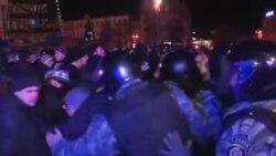 烏克蘭示威者不滿未能與歐盟簽訂協議要求總統下台