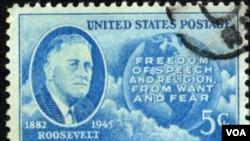 Roosevelt ha ganado siempre. Su primo lejano Theodore Roosevelt, resultó segundo en la más reciente encuesta, seguido por Abraham Lincoln.