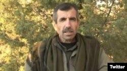 Fermandarê PKK'ê Bahoz Erdal