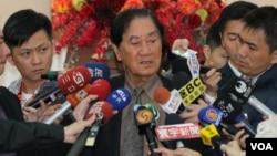 台湾两岸交流远景基金会董事长陈唐山