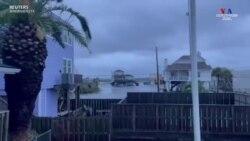 Նիքոլաս փոթորիկը ջրհեղեղի և ավերածությունների պատճառ է դարձել Թեքսաս նահանգում