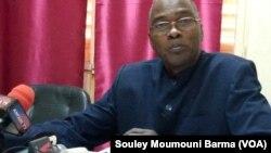 Nijar: Shugaban Ma'aikatar Yaki Da Cututtuka Masu Yaduwa Da Annoba Dr. Adamou Moustapha