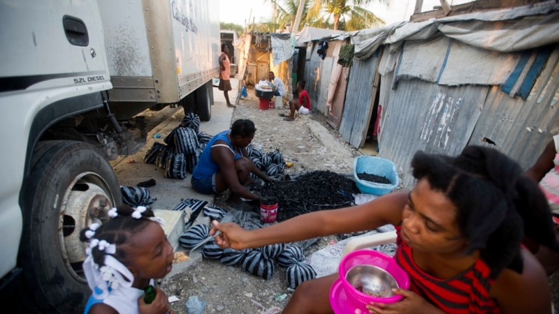 US Looks for Evidence of Crimes by Haitians