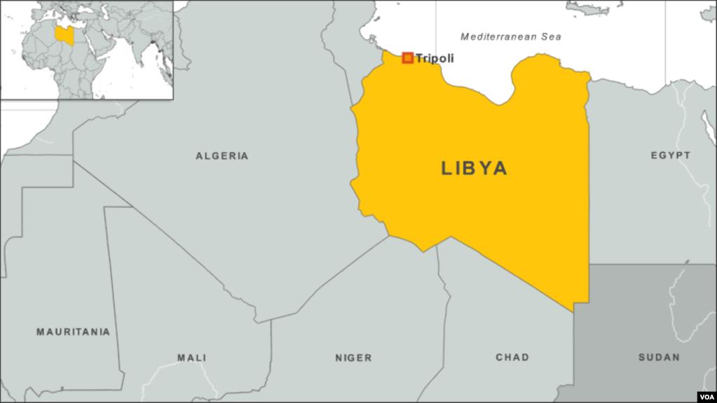 Blast Heard in Downtown Tripoli Witness