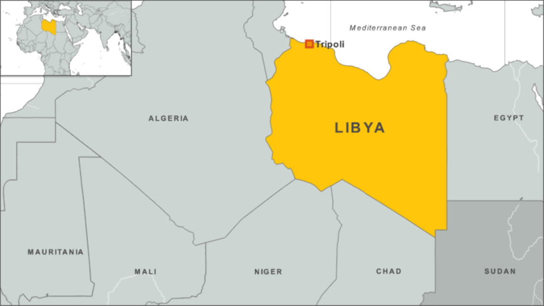 Heavy Shelling Clashes Resume In Libyas Tripoli - Where is tripoli