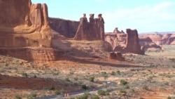 """Nacionalni park """"Lukovi"""" - površina kao na Marsu"""