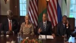 奧巴馬籲提高警惕應對伊波拉