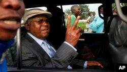 L'opposant historique congolai Etienne Tshisekedi, 28 novembre 2014