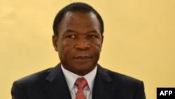 François Compaoré frère de l'ex président du Faso Blaise Compaoré, le 20 décembre 2012.