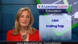 Anh ngữ đặc biệt: Somalia Unicef (VOA)
