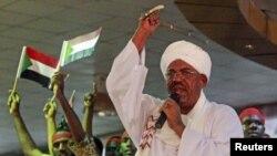 Shugaba Omar al-Bashar na kasar Sudan.