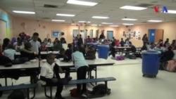 Baltimor məktəblərində uşaqlar meditasiya edir