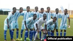 Somalia U-17 Football Team