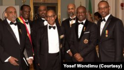 Adwa Night DC - community members honored