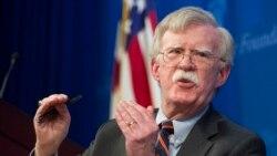 John Bolton parle de la stratégie africaine de l'Administration Trump